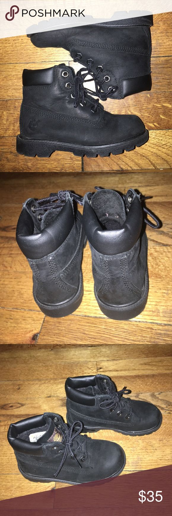 Boys Timberland Boots Boys Timberland Boots in great condition Timberland Shoes Boots