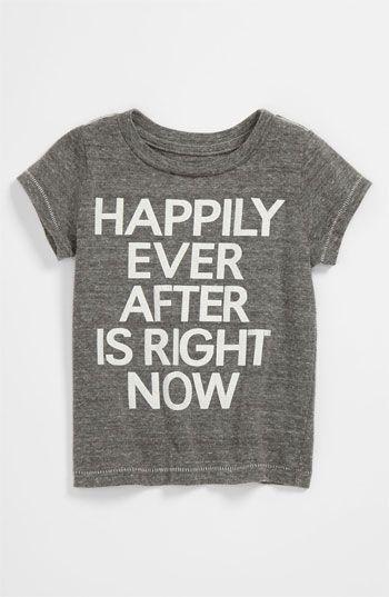 Peek 'Happily Ever After' Tee