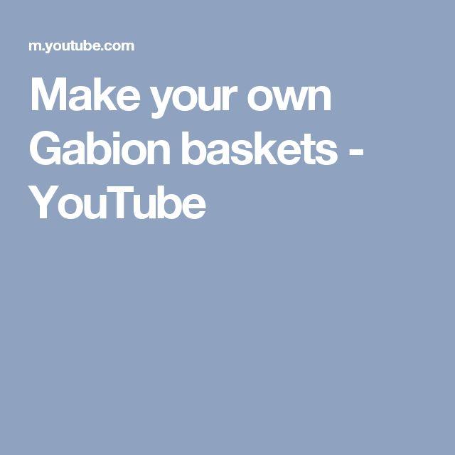 Best 20+ Gabion baskets ideas on Pinterest | Gabion ...