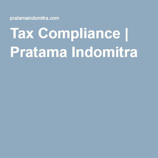 Tax Compliance | Pratama Indomitra