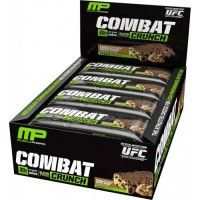 Muscle Pharm Combat Crunch bars 63g the perfect #protein bars for you! #supplements #nutrition #corposflex http://www.corposflex.com/en/muscle-pharm-combat-crunch-bars-63g-protein