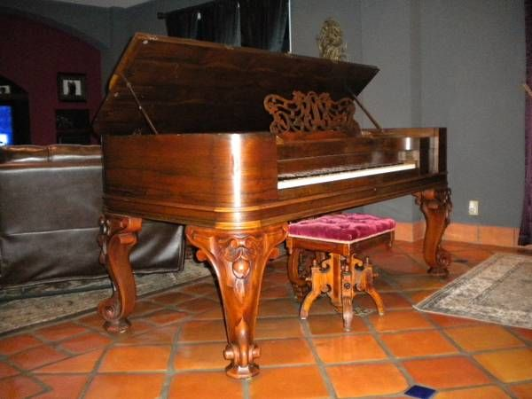 30 best Square Grand Pianos images on Pinterest   Grand pianos ...