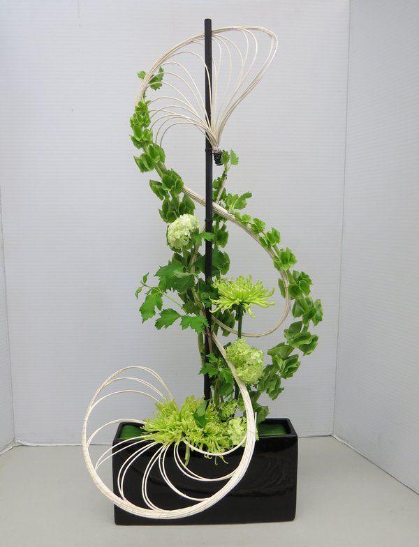 DIY: Ikebana arte floral do Japão - Entre Zen e Deco