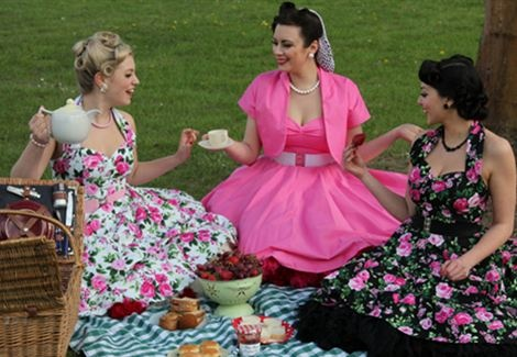 The Goodwood Revival - I can't wait - have my dress already!!!