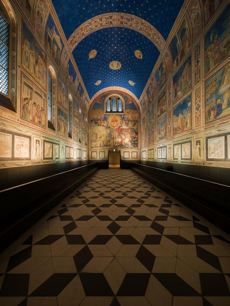 システィーナ礼拝堂 Scrovegni Chapel