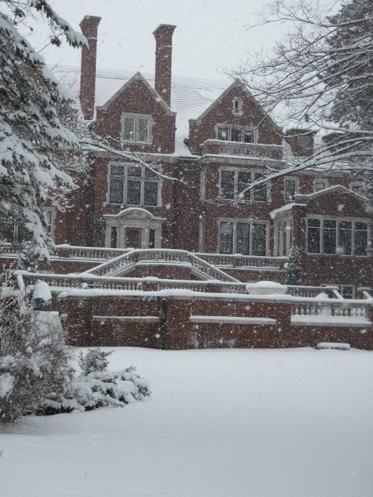 Glensheen Winter 2012
