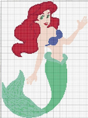 Ariel La Sirenetta - The Little Mermaid