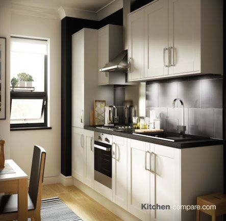 Wickes - Ohio Cream Shaker. Ohio is a versatile kitchen that can be dressed in both a modern or classic style. Click here for more information - http://bit.ly/1KEPecO