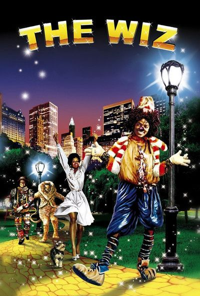 The Wiz Movie. Remember when this movie came out..everybody I knew wanted to see how the black version was going to be portrayed. Great cast..Lena Horne, Diana Ross, Michael Jackson, to name a few.
