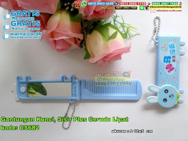 Gantungan Kunci Sisir Plus Cermin Lipat WA 089526045767 #GantunganKunci #DistributorKunci #souvenirMurah #ContohUndangan