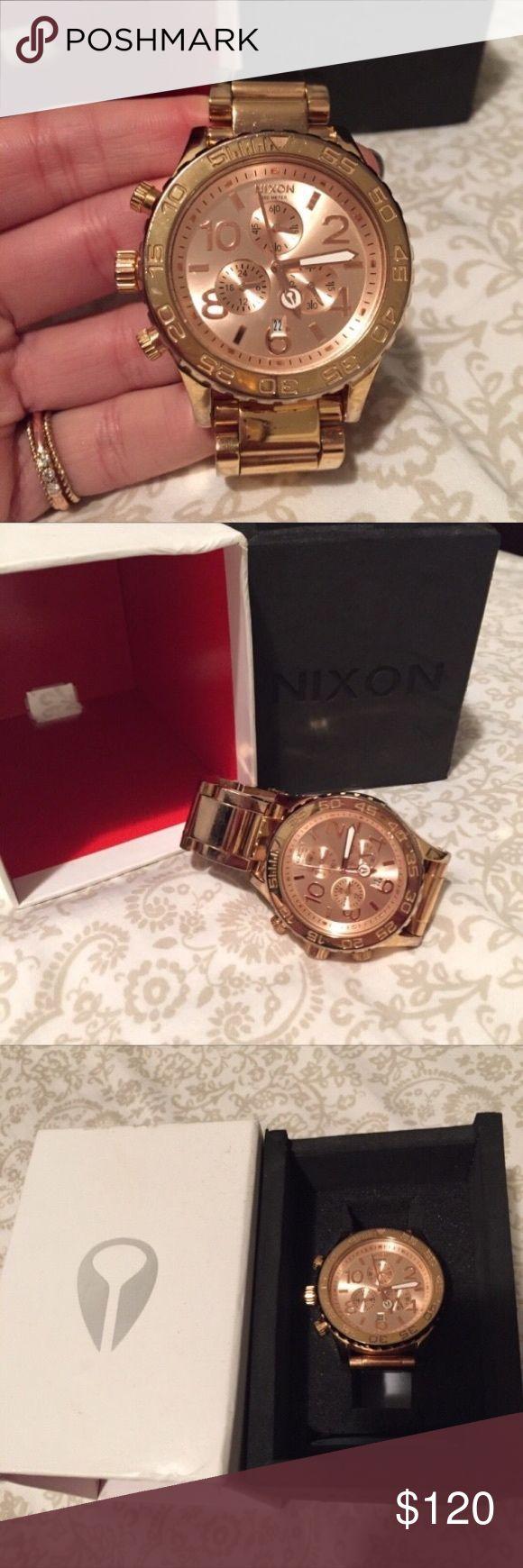 Men's Nixon 4220 Watch