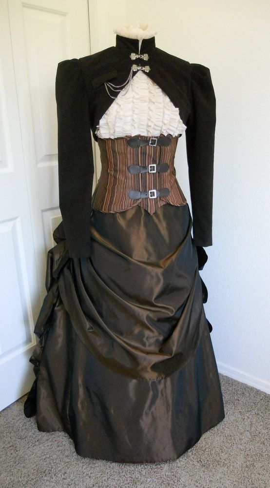 17 best ideas about victorian steampunk on pinterest for Easy steampunk ideas
