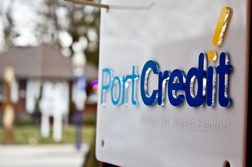 Port Credit logo