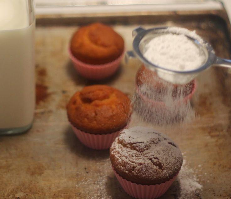 Dal ricettario di Roberta: Muffin al grano saraceno con Eli