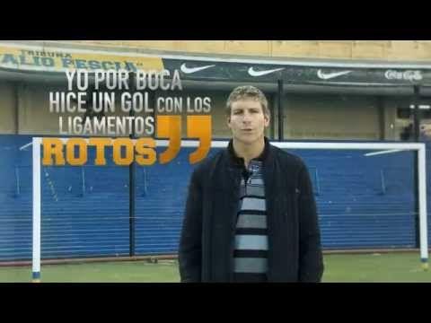 Club Atlético Boca Juniors - Campaña Socio Adherente con Martín Palermo