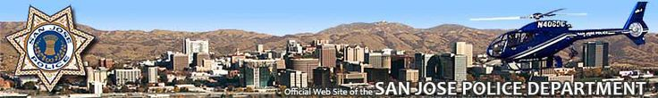 Official Web Site of the San Jose Police Department