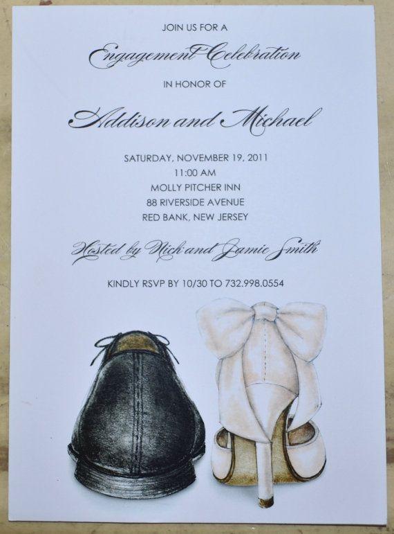 The Perfect Pair theme?  Shoe Theme Bridal by KnotJustWeddings, $1.95