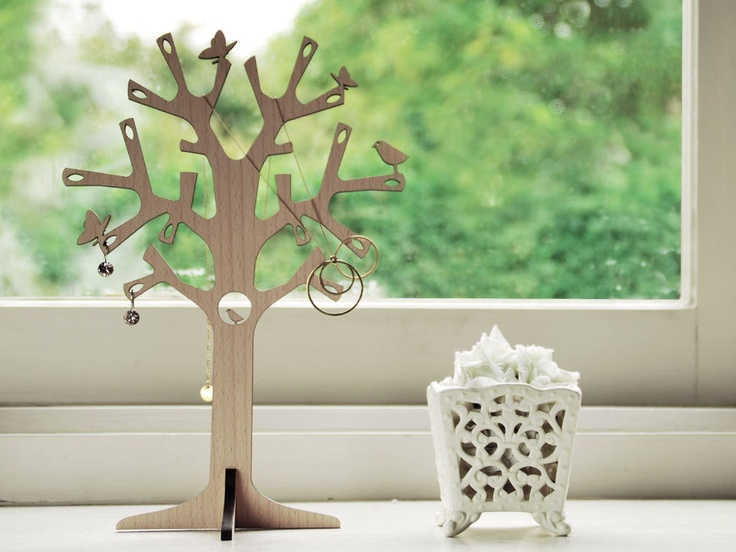 Our Jewellery Tree