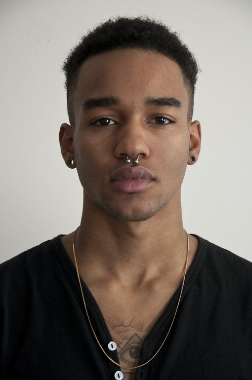 Guys with Septum piercings                                                                                                                                                                                 More