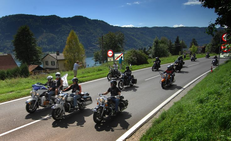 H-D European Bike Week | Faaker See, Austria