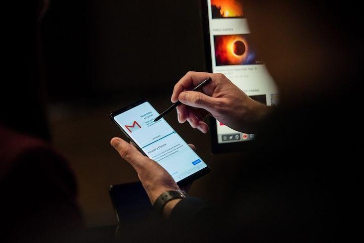 lanzamiento-3 Samsung pone a la venta el Galaxy Note 8 en mercados globales