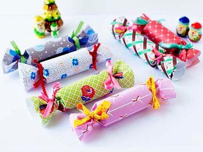 Leuk en vrolijk ! frankie diy - christmas bon bons