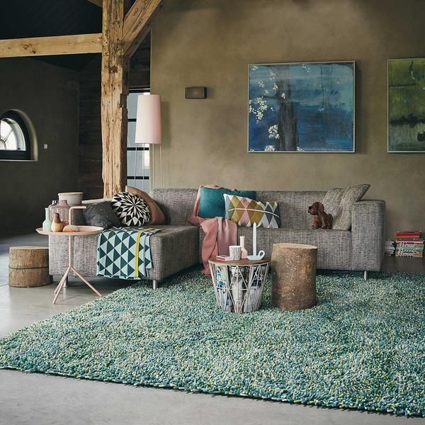 Warm up with a Brink and Campman Rocks Multi 70218 Designer Shaggy Wool Rug: https://www.rugsofbeauty.com.au/products/brink-and-campman-rocks-multi-70218-designer-shaggy-wool-rug