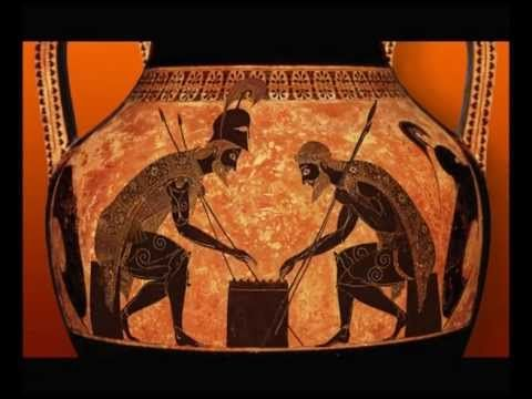 Greek Vases...To see more of my vase animations, visit my website: www.panoply.org.uk. The Panoply website also has information on the vases, the background to the myths, ...