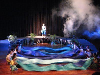 Set design for mermaid lagoon - Bing Images