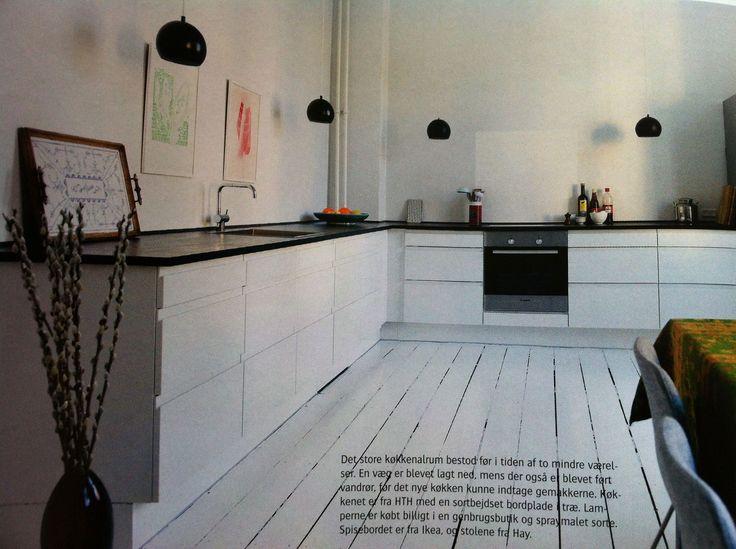25+ best ideas about arbeitsplatte schwarz on pinterest   schwarze ... - Schwarze Arbeitsplatte Küche