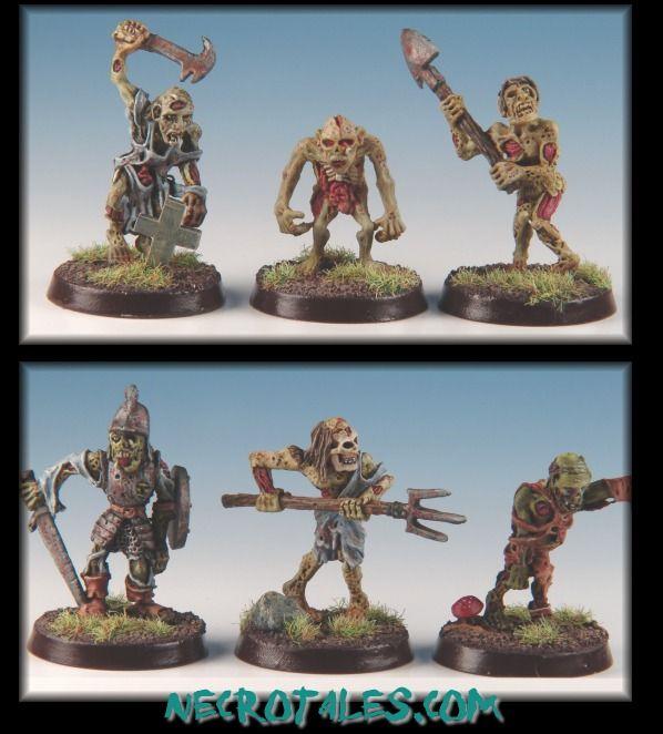 Citadel Zombies.