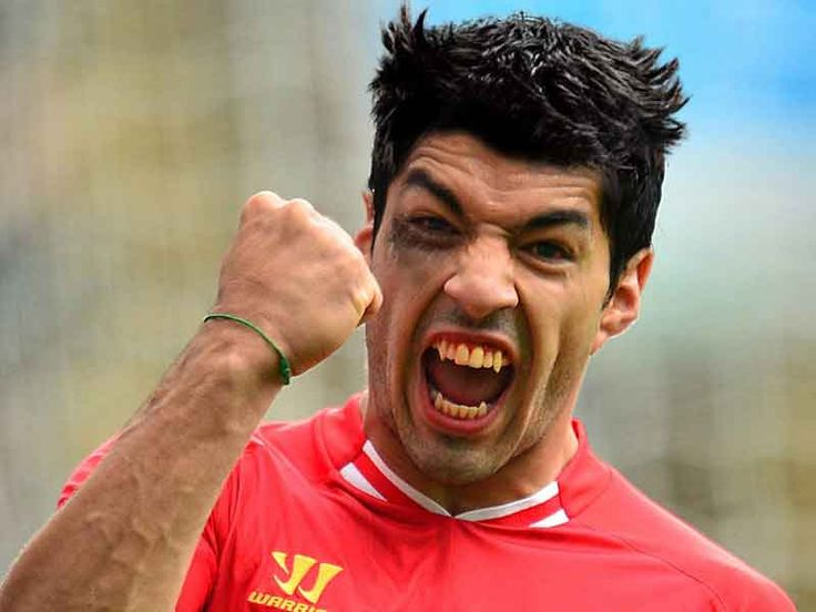 Happy #Halloween from #Wolverez! #suarez #biter