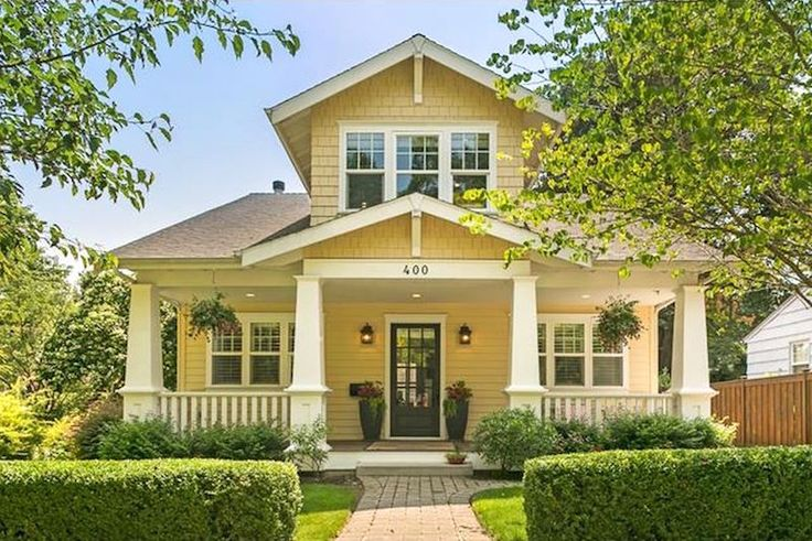 25 best ideas about hawthorne yellow on pinterest for Best yellow exterior paint color