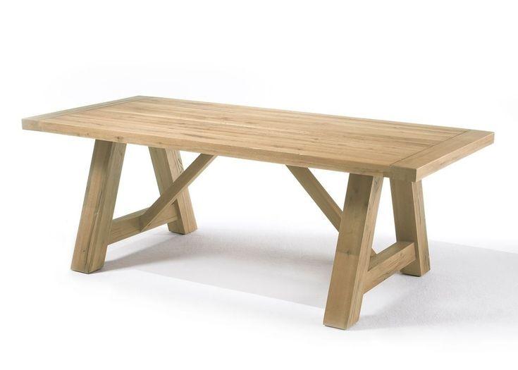 Esstisch Massiv Bristol Esszimmertisch Holz Eiche Gekälkt 9137. Buy now at https://www.moebel-wohnbar.de/esstisch-massiv-bristol-esszimmertisch-holz-eiche-gekaelkt-9137