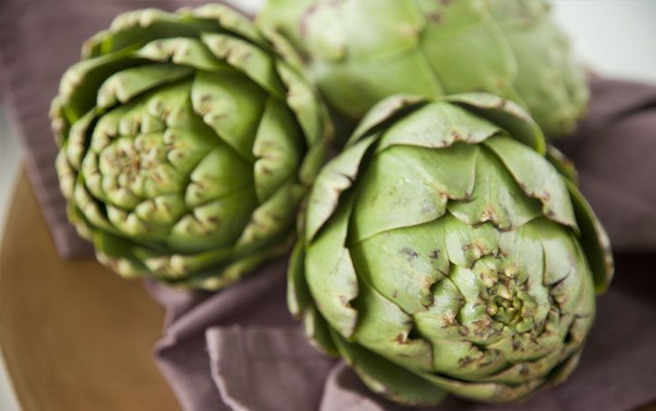 Whats in Season: Artichokes on PaulaDeen.com