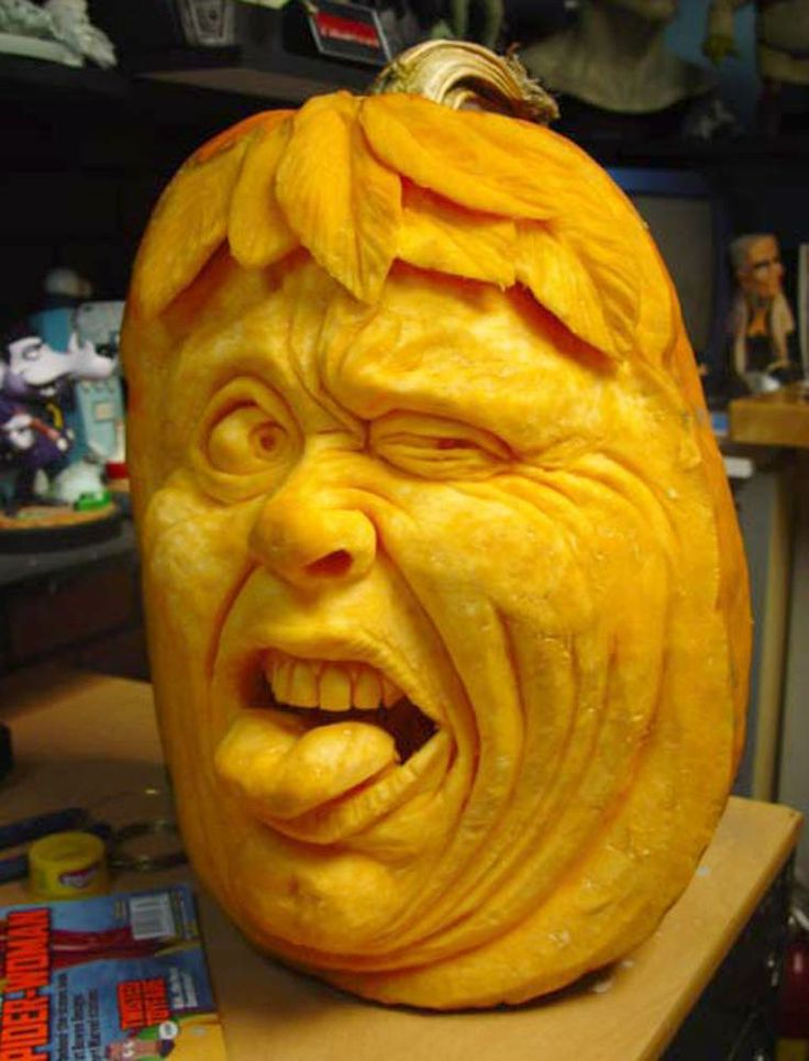 Best PumpkinCarving Ideas Images On Pinterest Years - Mind blowing pumpkin carvings by ray villafane 2