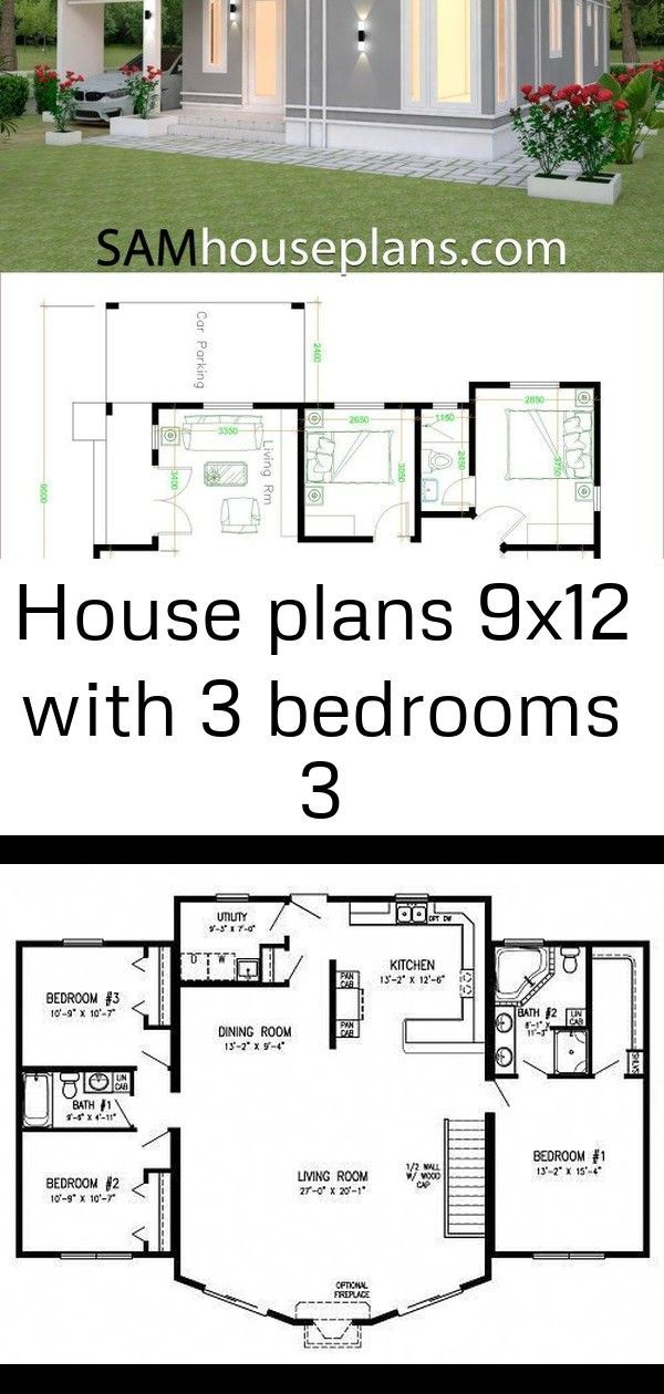 House Plans 9x12 With 3 Bedrooms 3 Boardandbattensiding House Plans 9x12 With 3 Bedrooms Sam House Plans House Plans Stratford Homes Contemporary Farmhouse