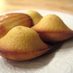 Les vraies madeleines @ allrecipes.fr