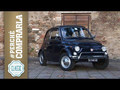 Fiat Nuova 500 (Lusso) | Perché comprarla... CLASSIC - YouTube