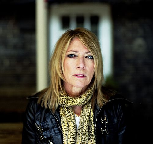 Guitarist Kim Gordon, 59. Comfortable with edgy.