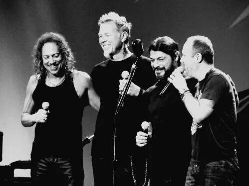metallica, band, and James Hetfield Bild