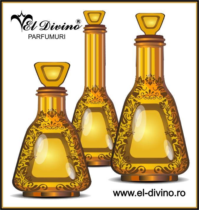 Bottles and Testers/Samples El Divino Perfumes.Sticle si Testere Parfumuri EL Divino Romania