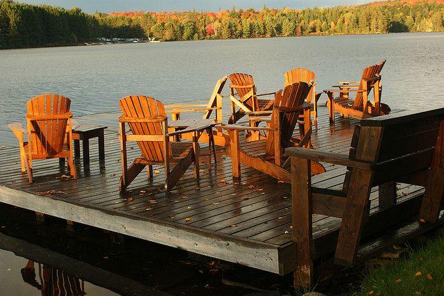 Bartlett Lodge on Cache Lake