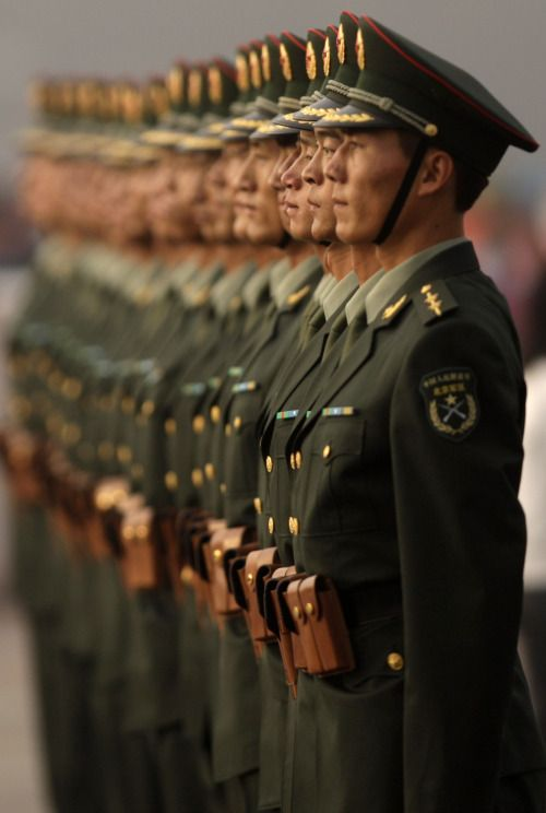 """fnhfal: """" People's Liberation Army (PLA) """""""