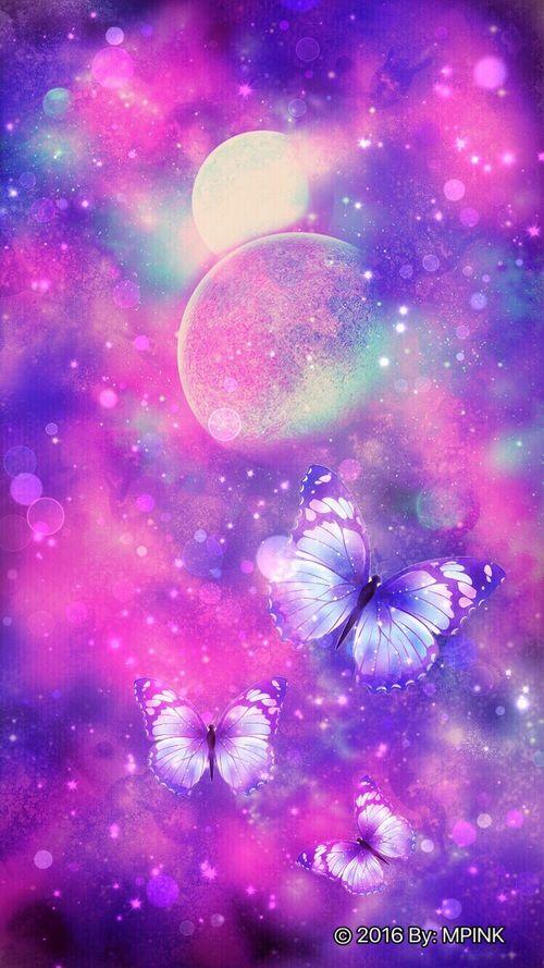169 2016 Galaxy Butterfly Wallpaper Butterfly Wallpaper