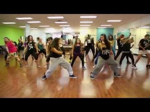 "▶ ""One Drop"" Qq and Venomus - Zumba Choreography - YouTube"