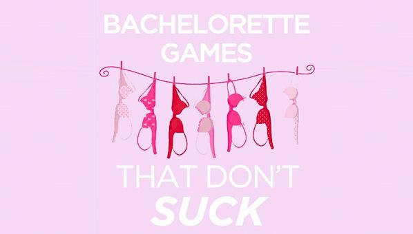 Bachelorette Party Games That Aren't Lame: From Dirty Mad Libs To Ex Charades
