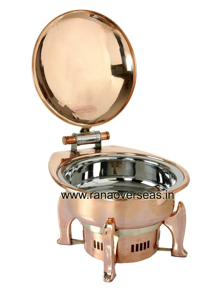 Hydraulic Chafing Dish  Our Hydraulic Chafing Dish are available at industrial leading prices.These Hydraulic Chafing Dish are made from very high quality raw material which ensures high durability at its user end. Rana Overseas offering an excellent quality range of Hydraulic Chafing Dish.