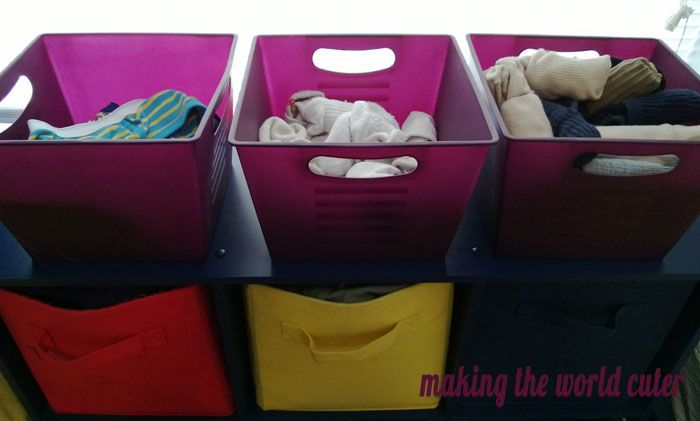 133 best images about organizing girls clothes on How to organize your clothes without a closet
