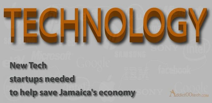 New Tech startups needed to help save Jamaica's economy